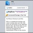 如果你想要在iPhone上面直接做檔案管理,甚至是直接把鈴聲放到手機裡面使用,那iFile就 […]