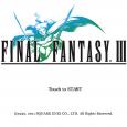 Final Fantasy 系列中,第一個加入轉職系統的遊戲就是 Final Fantasy 3 ( 以下簡稱 FF3 )。不過這其實不是我第一個接觸的 FF,第一個接觸的是 FF6。初版的 FF3 是在 FC ( 任天堂紅白機 ) 平台推出,已經有超過 20 年歷史的遊戲了......